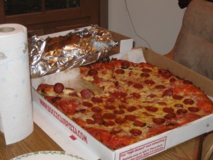 Wings & Pizza from Bacce's