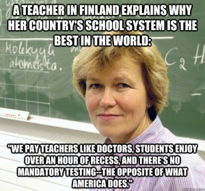 TonyTown - Hold No Virtue - IQ - Education in Finland might be getting it right