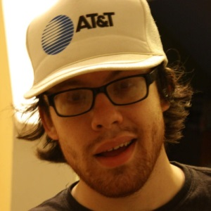 tonytown weev with an att hat on