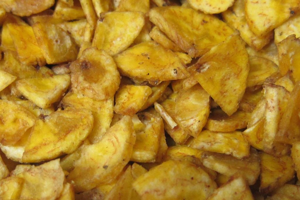 YUM BANANA CHIPS